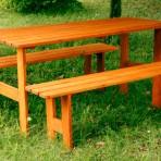 Lauko suoliukai ir stalas – BB-2