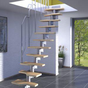Moduliniai laiptai